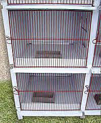 Clapier b ton 9 cases longueur 90 cm pour lapin - Clapier lapin beton ...