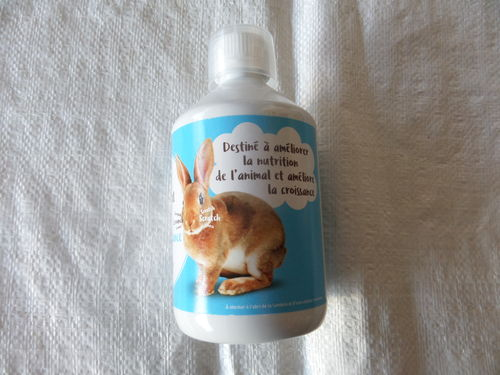 Fortifiant lapin 500 ml