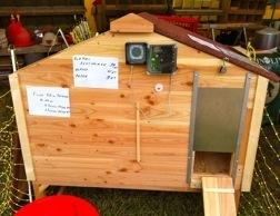 kit complet ouverture poulailler lectrique poules pondeuses. Black Bedroom Furniture Sets. Home Design Ideas