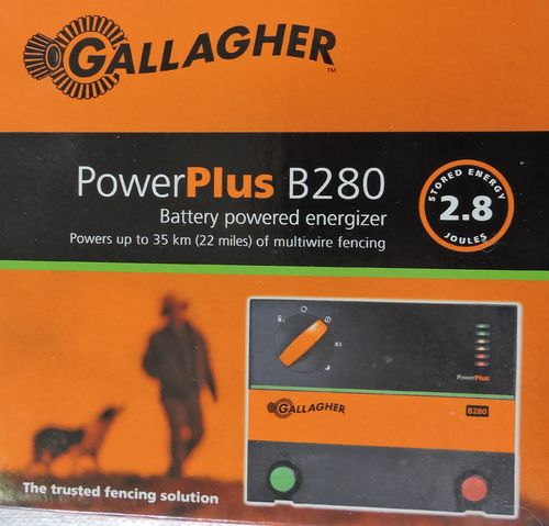 Batterie 12 V B280 GALLAGHER